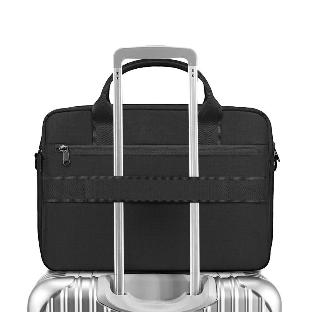 بند مخصوص چمدان چرخدار کیف آلفا دابل لایر 14